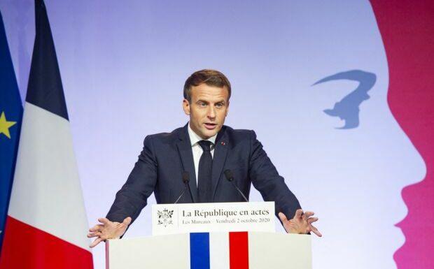 Emmanuel Macron: le déjeuner secret d'un de ses collaborateurs avec Marion Maréchal