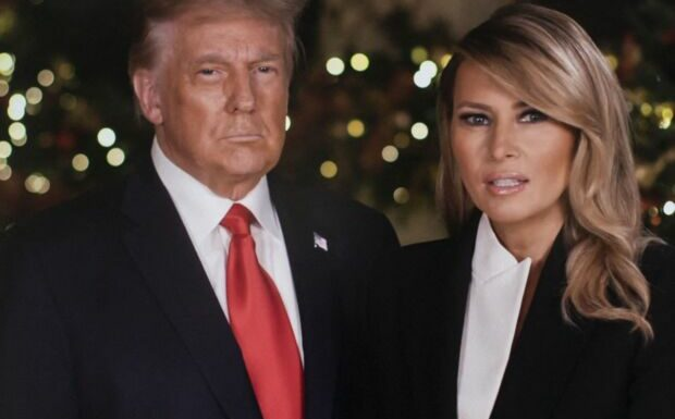 Flashback: Melania et Donald Trump: cette histoire de verrou qui a fait jaser