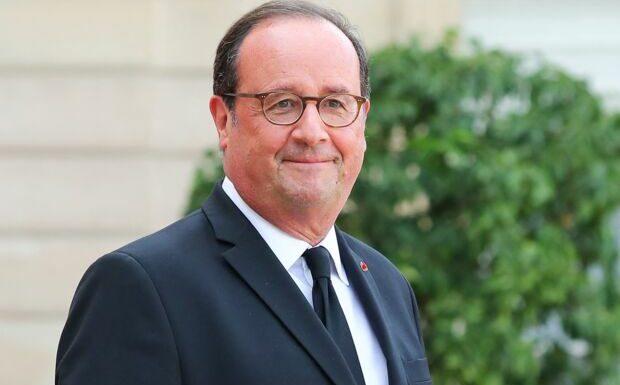 François Hollande a secrètement accueilli son père malade à l'Elysée
