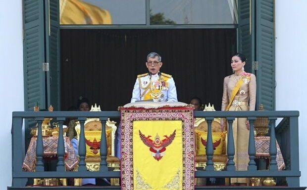 Le roi de Thaïlande et son épouse Suthida en jogging pour une interview malaisante