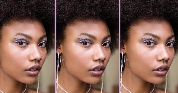 3 tutos pour un maquillage des yeux avec des paillettes