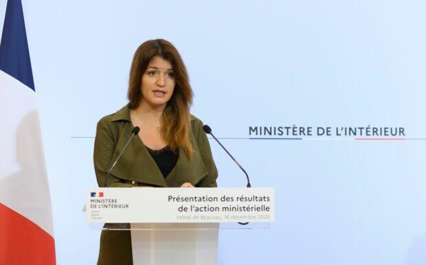 Marlène Schiappa victime d'une fake news sur le salaire de ses collaborateurs