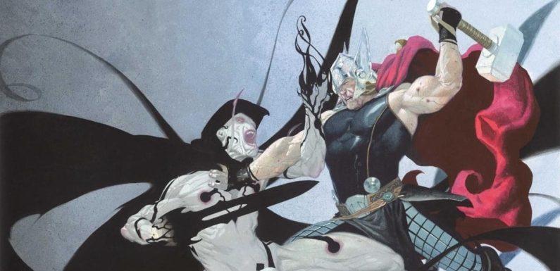 Thor 4 : Gorr (Christian Bale) secrètement lié à Loki ?