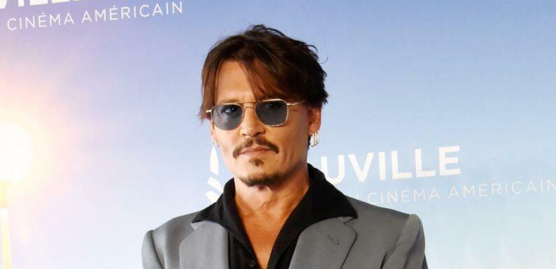 Johnny Depp beaucoup trop impressionnant ? L'anecdote aussi drôle que gênante d'une célèbre actrice