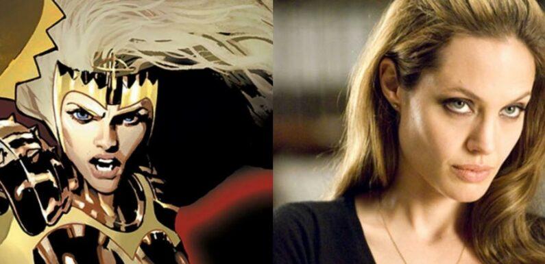 Les Éternels : Le surprenant destin de Thena (Angelina Jolie) teasé par un nouveau leak ?
