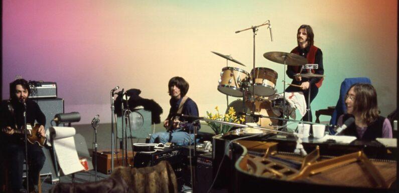 The Beatles : Peter Jackson dévoile de premiers extraits réjouissants de son documentaire sur les Fab Four