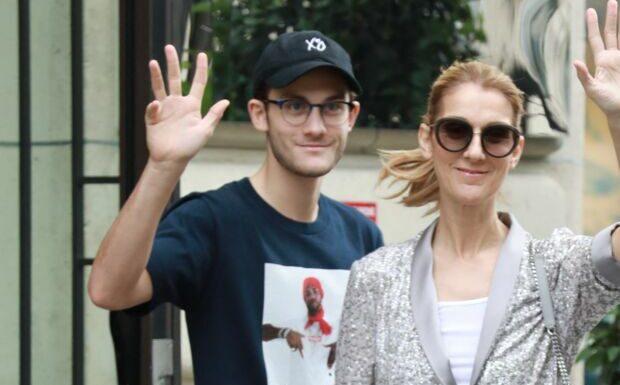 René-Charles barbu: le fils de Céline Dion dévoile son nouveau look
