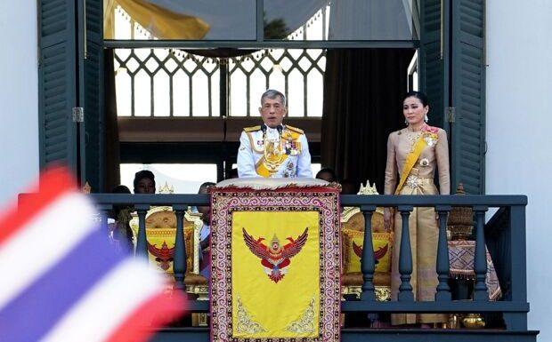 Roi de Thaïlande: son ex-épouse malade et affaiblie mais sur le devant de la scène
