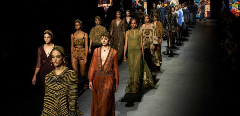 Haute Couture 2021: le calendrier débute aujourd'hui