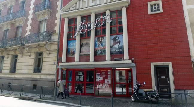 A Rennes, le cinéma L'Arvor privé de dernière séance rue d'Antrain