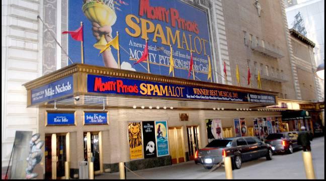 « Spamalot » des Monty Python va être adapté au cinéma