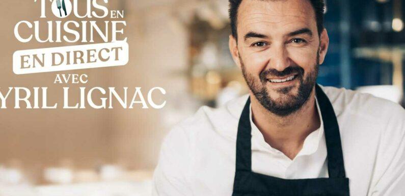 """""""Tous en cuisine"""" : le résumé des recettes de la semaine du 4 au 8 janvier 2021 de Cyril Lignac"""