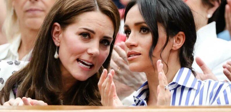 Kate et Meghan : bientôt la fin de la guerre ? Ce cadeau qui interpelle