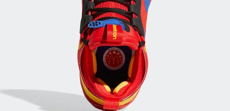 Cette incroyable paire de baskets McDonald's va faire un énorme carton