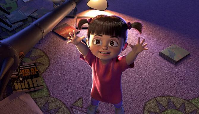 Monstres & Cie (M6) : Quel est le vrai prénom de la petite fille surnommée Bouh ?