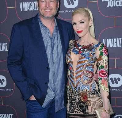 Gwen Stefani raconte les coulisses de sa demande en mariage
