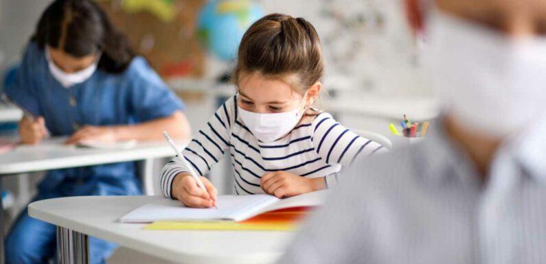 Covid-19 : les enfants peuvent-ils toujours porter des masques en tissu à l'école ?