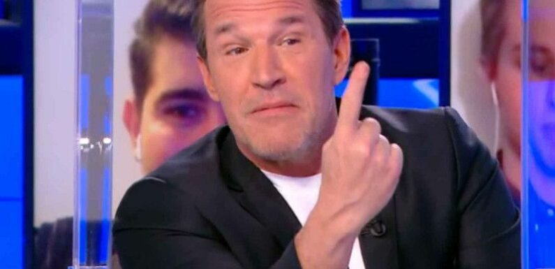 """""""Et je vais te mettre combien de claques dans ta figure à toi ?"""" Furieux, Benjamin Castaldi menace Gilles Verdez !"""