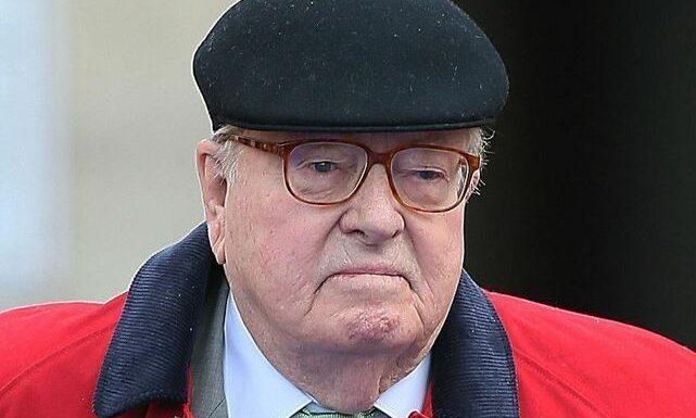 Jean-Marie Le Pen atteint par la Covid-19… Et il ne le savait pas !