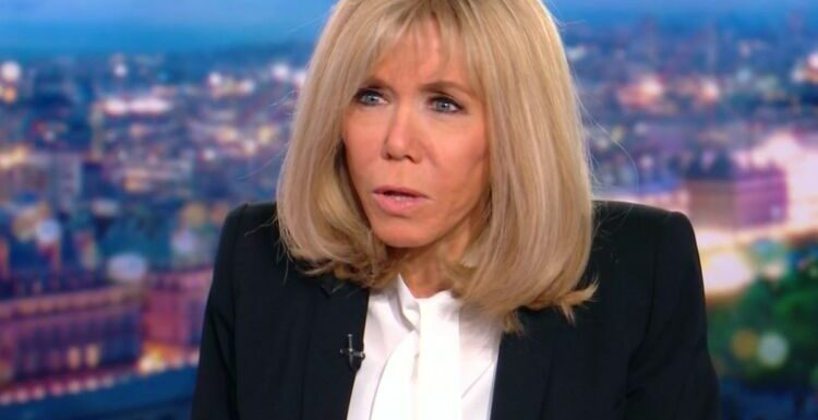 Brigitte Macron sur TF1 :  ce drôle de détail qui a déconcerté les internautes