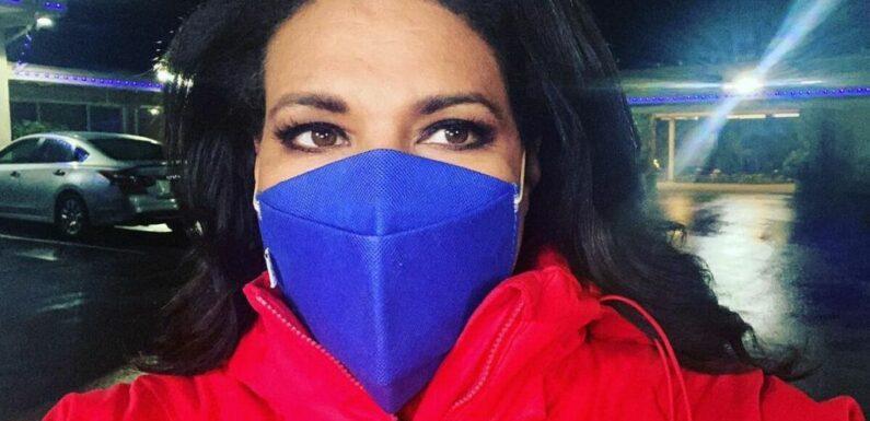 CNN : une journaliste fond en larmes en direct
