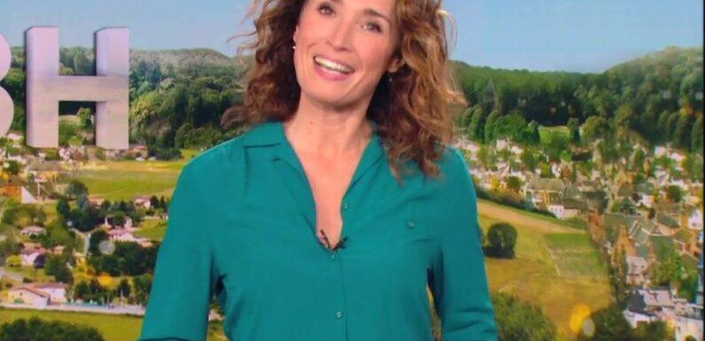 JT de 13h : Marie-Sophie Lacarrau fait sa rentrée après le départ de Jean-Pierre Pernaut