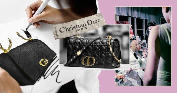 Dior Caro, le nouveau sac iconique de la maison française