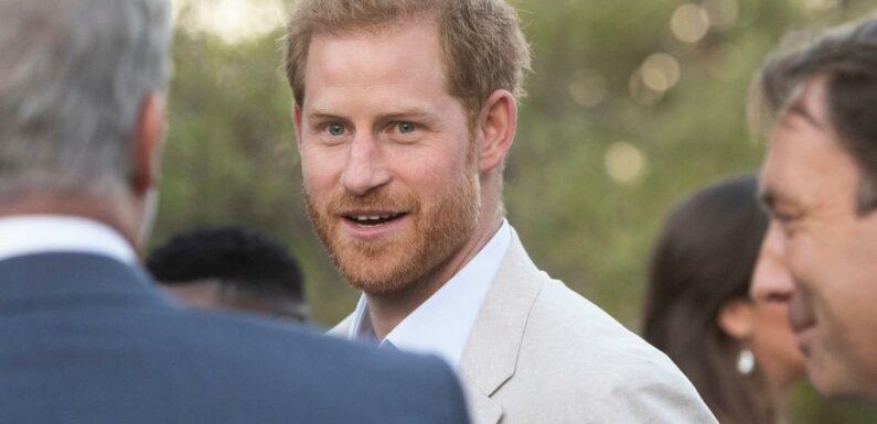 Selon son voisin Rob Lowe, le prince Harry porterait désormais une queue de cheval
