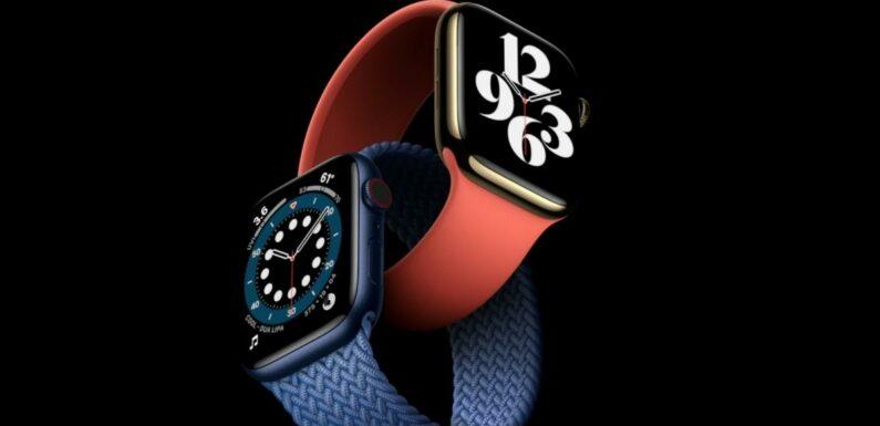 Bon Plan Apple Watch Series 6 : La montre connectée affichée à un prix exceptionnel