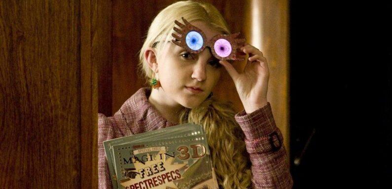 Harry Potter : On adore Luna Lovegood mais toutes ces choses à son sujet n'ont aucun sens