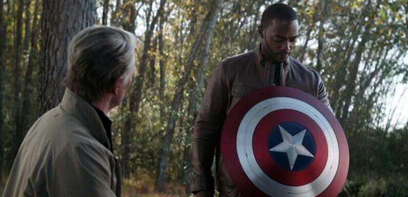 Le Faucon et Le Soldat de l'Hiver : L'identité du prochain Captain America au coeur de l'intrigue selon Anthony Mackie (Faucon)