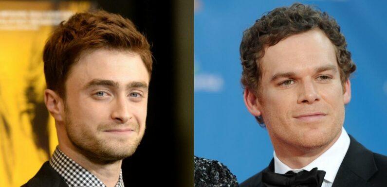 Daniel Radcliffe (Harry Potter) ami avec Michael C. Hall (Dexter), ses confidences sur le point commun qui les rapproche