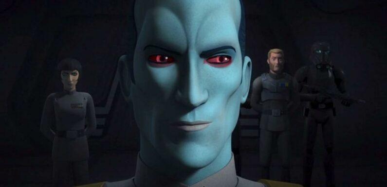 The Mandalorian saison 3 : Grand Amiral Thrawn sera-t-il le prochain antagoniste ?