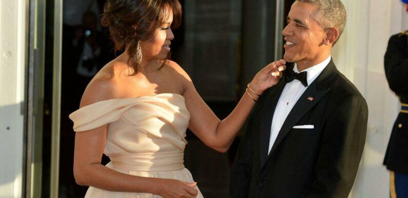"""""""Chaque moment avec toi est une bénédiction"""" : le tendre message d'anniversaire de Barack à Michelle Obama"""