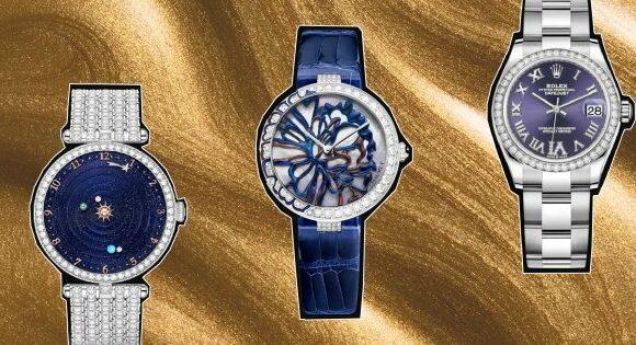 10 montres de luxe auxquelles succomber