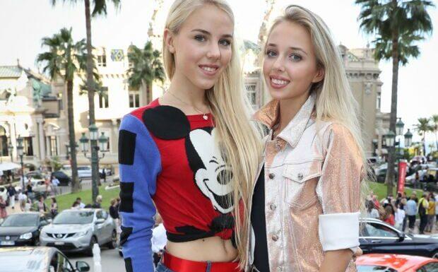 PHOTOS – Qui sont les sublimes héritières Carolina et Chiara de Bourbon-Siciles?