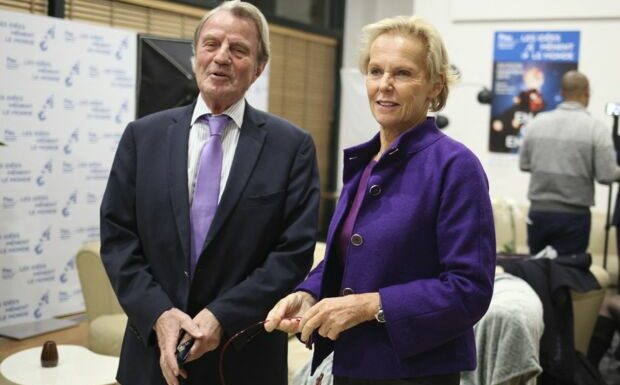 Qui est Alexandre Kouchner, le fils de Bernard Kouchner et Christine Ockrent?