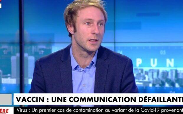 VIDÉO – Le Dr Martin Blachier sévère chez Laurence Ferrari: «Tout cloche dans la campagne de vaccination»