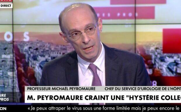 VIDEO – «Très, très dérangeant»: chez Pascal Praud, le Pr. Peyromaure dénonce une vaccination «à marche forcée»