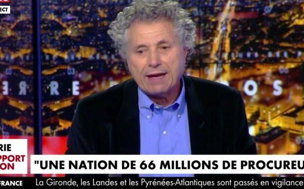 VIDÉO – «Véran a capitulé, c'est fini!»: le désarroi de Gilles-William Goldnadel