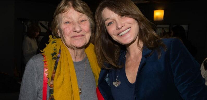La mère de Carla, Marisa Bruni Tedeschi, entre dans l'affaire Berry