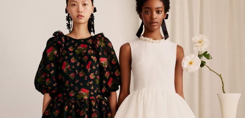 Simone Rocha X H&M: toutes les photos du lookbook dévoilées