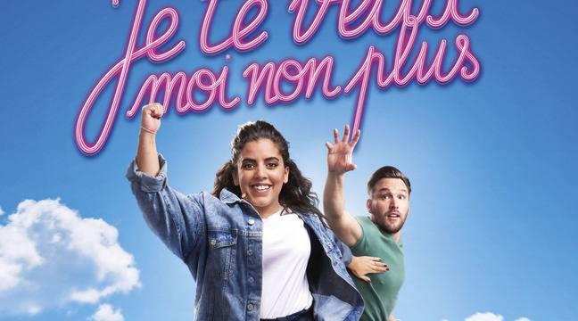Inès Reg dans une comédie romantique sur Amazon