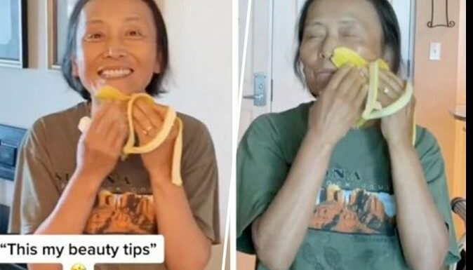 Anti-âge : cette japonaise de 72 ans fait le buzz sur Tik Tok après avoir dévoilé son astuce avec une peau de banane