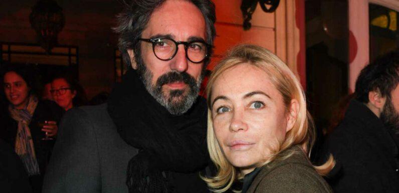 Emmanuelle Béart : avec son 2e mari Frédéric Chaudier, elle a osé !