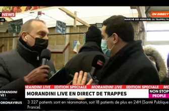 """""""C'est ridicule"""" : excédé, le maire de Trappes quitte en direct l'émission de Jean-Marc Morandini (VIDEO)"""