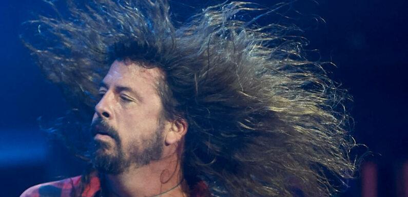 Dave Grohl a refusé de devenir le batteur de Tom Petty
