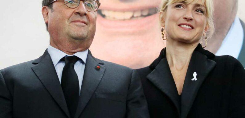 """PHOTO – Julie Gayet et François Hollande : leur apparition surprise pour """"une immense artiste"""""""