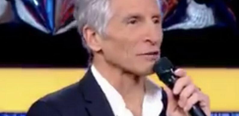 """Nagui (N'oubliez pas les paroles) : """"Je vois le mal partout"""", l'animateur confus après l'attitude de cette candidate !"""