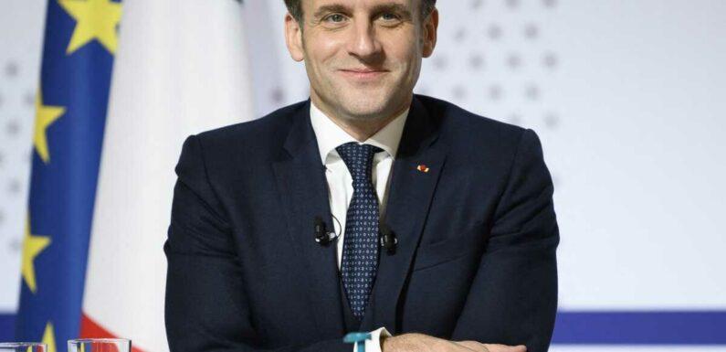 Emmanuel Macron a grossi… L'Elysée s'en félicite !